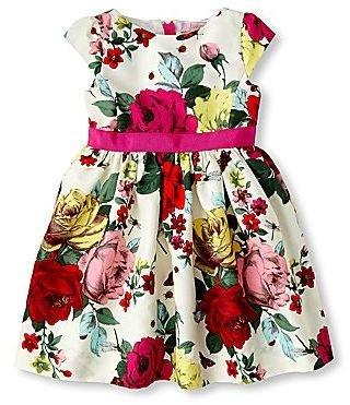 Ted Baker Floral Dress - Girls 2y-6y