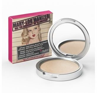 TheBalm Mary-Lou Manizer Highlighter & Shimmer Compact