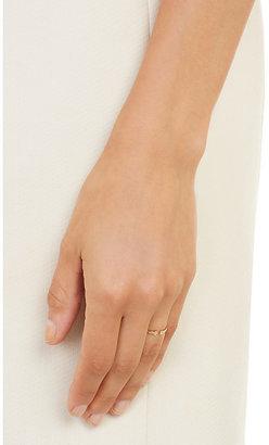 Loren Stewart Women's Diamond & Gold Cuff Ring