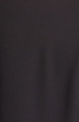Vince Camuto Wrap Front Shirttail Blouse