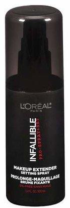 L'Oreal Infallible Pro-Mist & Fix Spray 215 Finishing Spray 3.4 fl oz