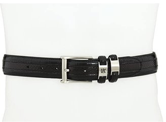 Stacy Adams 127 (Black) Men's Belts