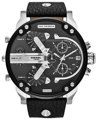 Men's Diesel 'Mr. Daddy 2.0' Chronograph Watch, 57Mm $325 thestylecure.com