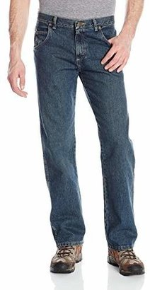 Wrangler Men's Rugged Wear Relaxed Straight-Fit Jean