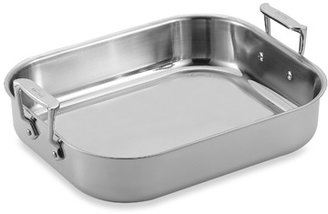 "Bed Bath & Beyond All-Clad Stainless Steel 11"" x 14"" Petite Roaster"