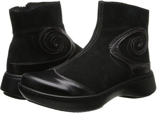 Naot Footwear - Oyster Women's Zip Boots $198.95 thestylecure.com