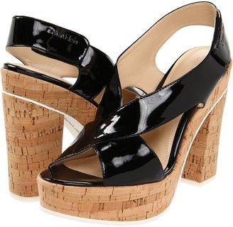 Calvin Klein Tamra (Black) - Footwear