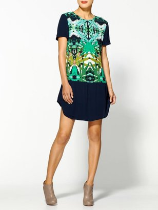 Juicy Couture Sam & Lavi Belem Paradise Print Dress