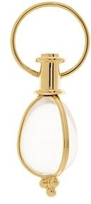 Temple St. Clair Oval Crystal Amulet in 18K Yellow Gold