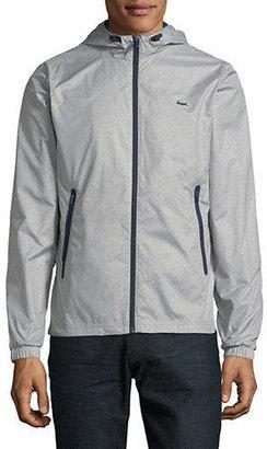 Lacoste Zip Hooded Jacket