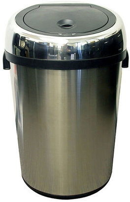 iTouchless 18-Gal. Hands-Free Trash Can