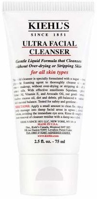 Kiehl's Since 1851 Travel-Size Ultra Facial Cleanser, 2.5 oz. $10 thestylecure.com