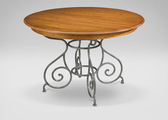 Ethan Allen Small Brittany Dining Table