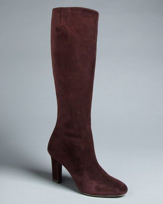 Salvatore Ferragamo Tall Boots - Taby High Heel