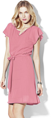 Vince Camuto Flared Shoulder Tunic