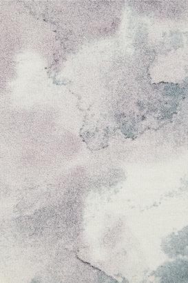 Acne Zone printed cotton top