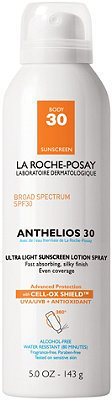 La Roche-Posay Anthelios 30 Ultra Light Sunscreen Lotion Spray