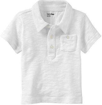 Gap Short-sleeve white polo