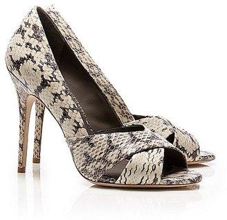 Tory Burch Amira Snake Sandal