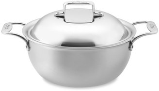 All-Clad d5 Brushed Stainless-Steel 5 1/2-Qt. Dutch Oven
