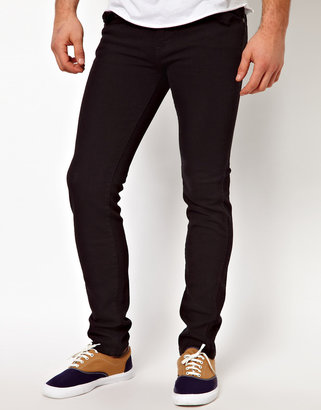 Dr. Denim Snap Skinny Jeans