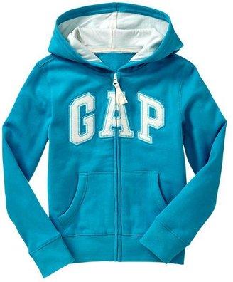 Gap Neon arch logo hoodie