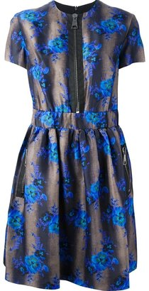 Christopher Kane floral dress
