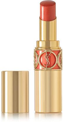 Yves Saint Laurent Beauty - Rouge Volupté Shine Lipstick - Corail Intuitive 15 $37 thestylecure.com