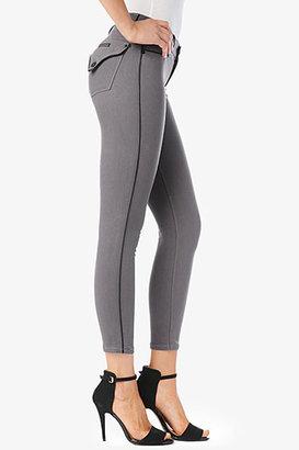 Dakota Super Skinny- Steel Grey