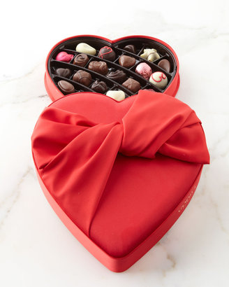 Godiva Fabric Heart Chocolates