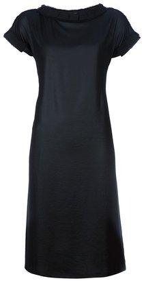 Bottega Veneta short sleeve dress
