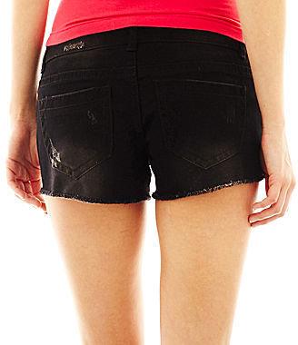Vanilla Star Embellished Cross Shorts