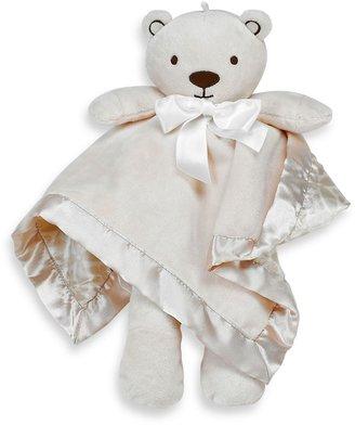 Bed Bath & Beyond Petit Tresor Plush Security Blanket - Beige Bear