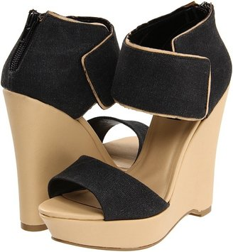 Lumiani Rowan (Black/Natural) - Footwear
