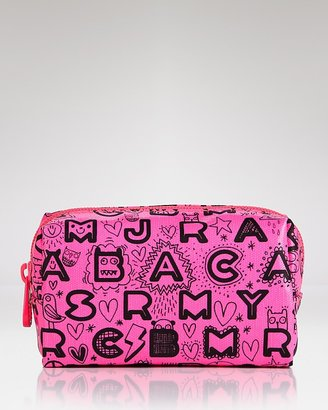 Marc by Marc Jacobs Cosmetics Case - Dreamy Graffiti