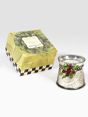 Mackenzie Childs MacKenzie-Childs Woodland Holiday Candle
