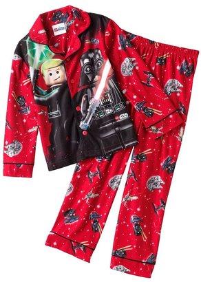 Star Wars Lego the dark side pajama set - boys 4-12