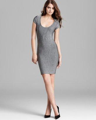 Erin Fetherston ERIN Cap Sleeve Bandage Dress - Helena