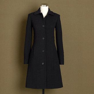 J.Crew Double-cloth lady day coat