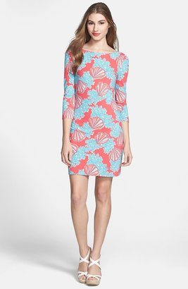 Lilly Pulitzer 'Topanga' Print Cotton Jersey Dress