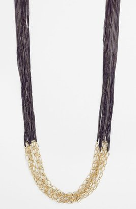 Tasha Multistrand Link Necklace