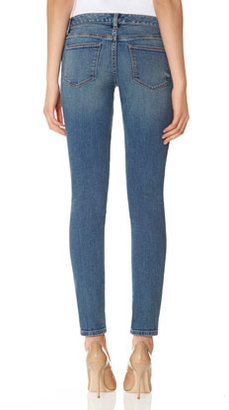 The Limited 917 Faded Skinny Jeans