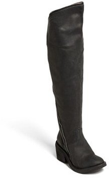 Jeffrey Campbell 'Engineer' Over the Knee Boot