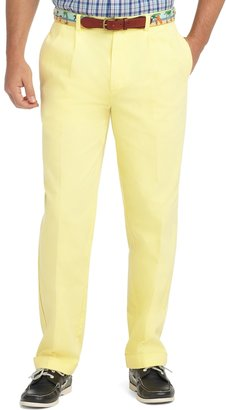 Brooks Brothers Elliot Garment-Dyed Twill Chinos