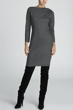 Josie Natori Summit Long Sleeve Dress Style R13177