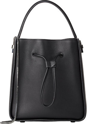 3.1 Phillip Lim Women's Soleil Small Bucket Bag-BLACK $895 thestylecure.com