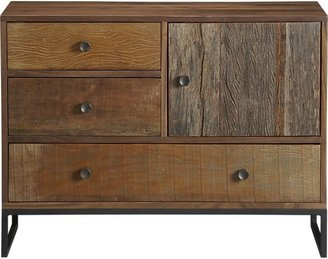 Crate & Barrel Atwood Chest.