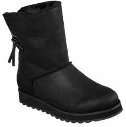 Skechers Keepsakes 2.0 Faux Fur Hearth Boots