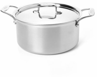 All-Clad d5 Stainless Brushed 8-Quart Stock Pot with Lid