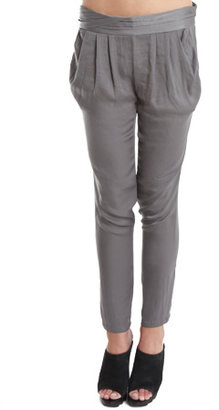 IRO Lilo Relaxed Pant in Grey